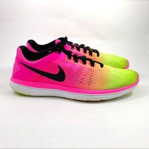 Mens Nike Flex 2016 RN Running Shoes Size 9
